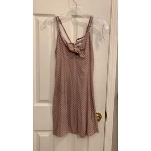 American eagle Mini dress with knot top size 0